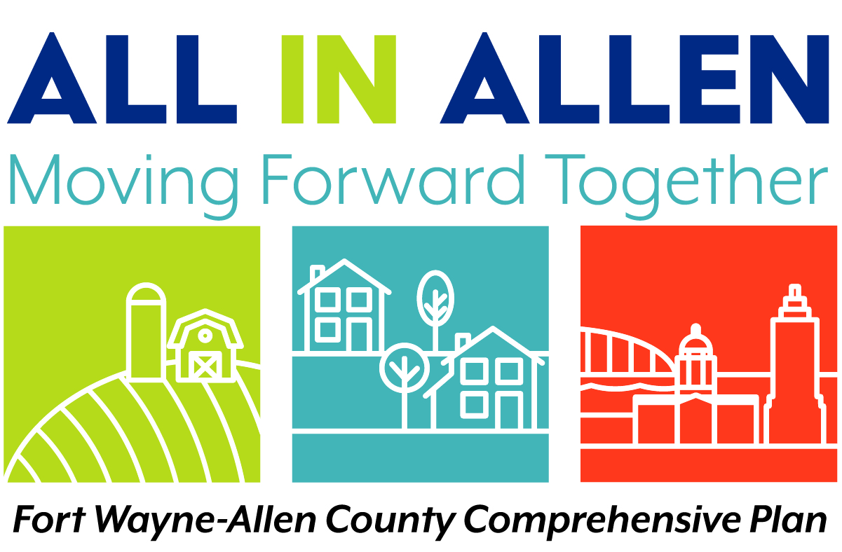 All In Allen Logo Color